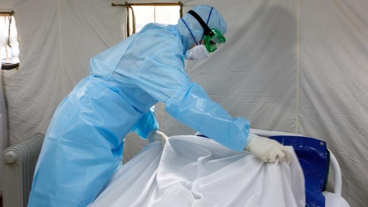 Число заразившихся коронавирусом в Челябинской области перевалило за отметку в 800 человек