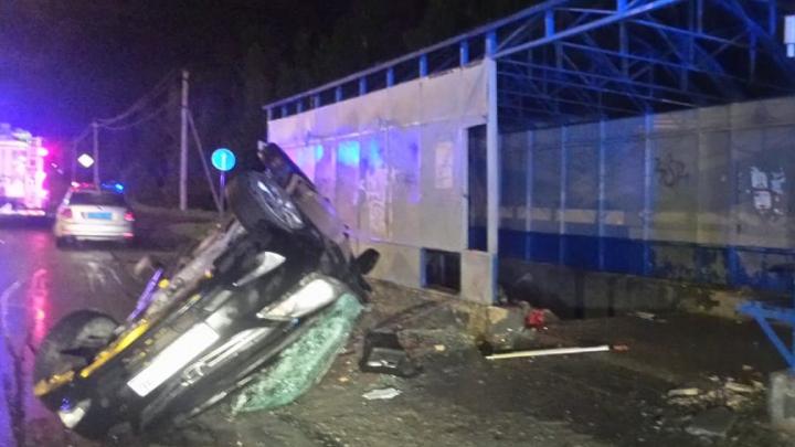«Пешехода разорвало на части»: на Металлургов — ДТП с двумя погибшими