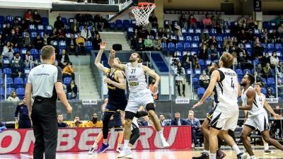 «Наши были — огонь!»: БК «Нижний Новгород» одолел лидеров прошлого сезона — «Химки»