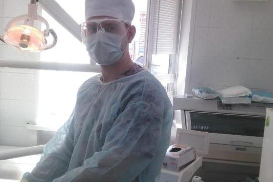 В Красноярске организовали лечение зубов для пациентов с COVID-19