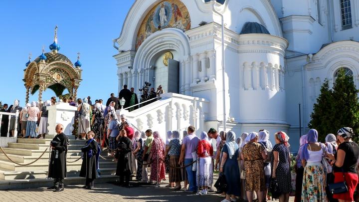 В епархии рассказали, как пройдут торжества в честь Серафима Саровского в Дивееве