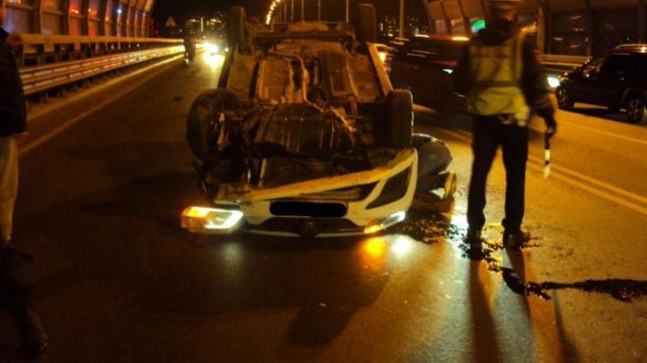Врезался в четыре машины: полиция Волгограда рассказала о смертельной аварии с байкером