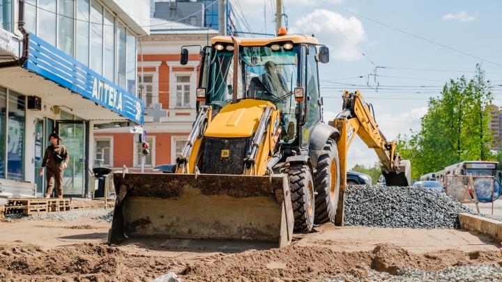 На Комсомольском проспекте ограничат движение транспорта: график перекрытий