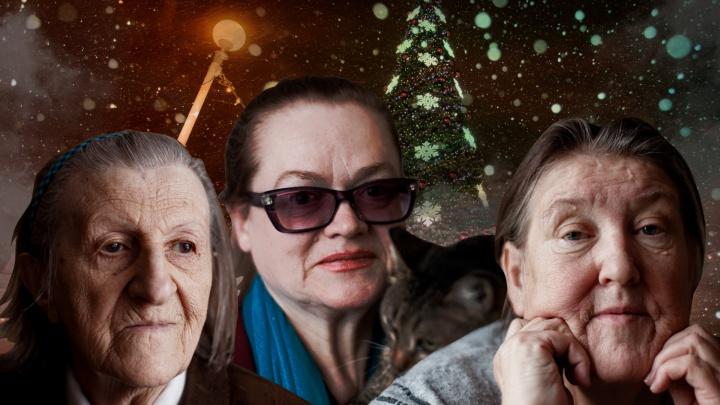 Одни в Новый год: челябинские пенсионерки— об ожидании чуда, предательстве и смерти любимых