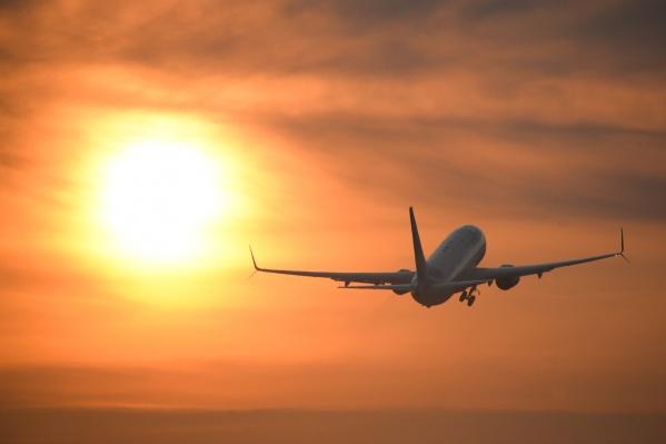 Число рейсов между Россией и Египтом вырастет до 5 раз в неделю