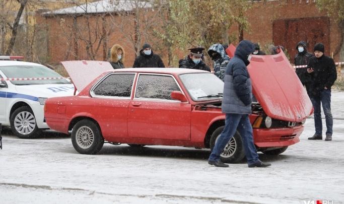 В Волгограде вынесен приговор мужчине, напавшему с монтировкой на наряд ДПС