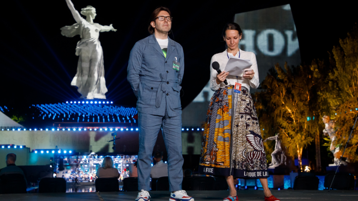 В Волгограде покажут концерт на Мамаевом кургане с десятками «звёзд»: смотрим вместе