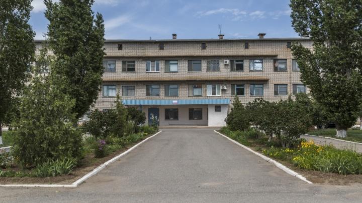 Больницу в пригороде Волгограда перевели в инфекционный госпиталь