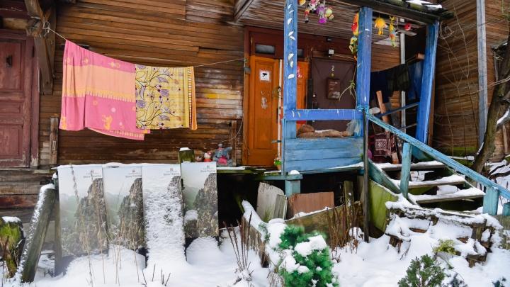Тот еще квест: как мы искали новогоднее настроение в ветхих деревяшках в центре Архангельска