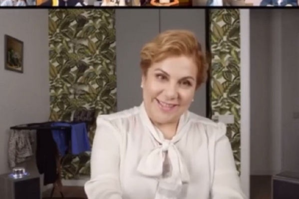 Учитель русского языка и литературы Валентина Терентьевна