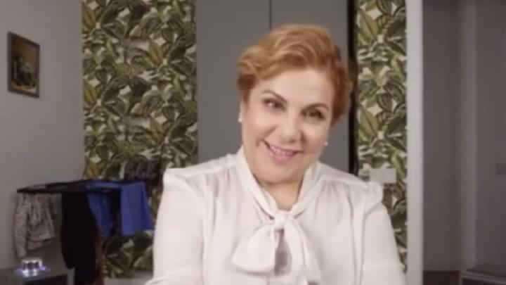 Наглый сын и непонятливый курьер. Марина Федункив сняла видео о конфузных ситуациях во время онлайн-уроков