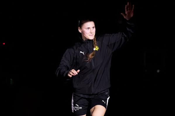 Анастасия Лобач стала игроком «Ростов-Дона» в сентябре 2020 года
