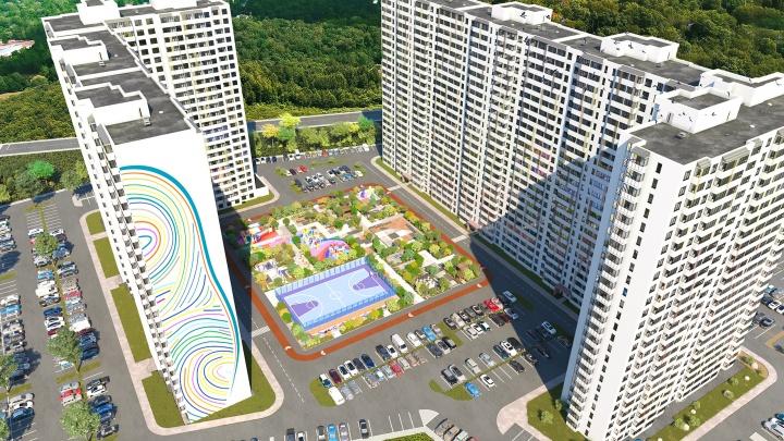 «Новые Матрёшки»: «ВИРА-Строй» начала строительство жилого комплекса в Кировском районе