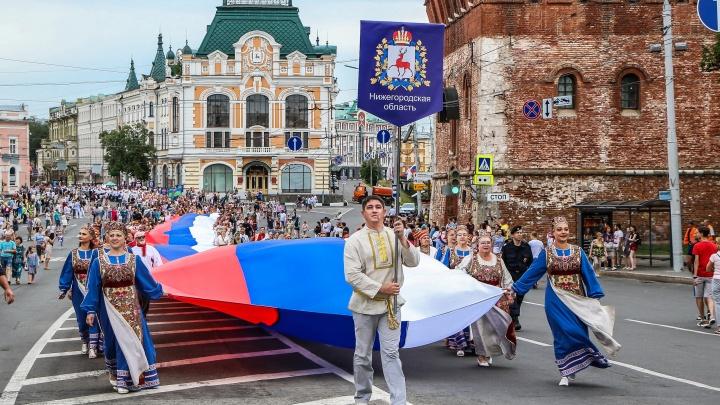 Нижегородское УФАС приостановило закупку праздничного оформления к Дню города