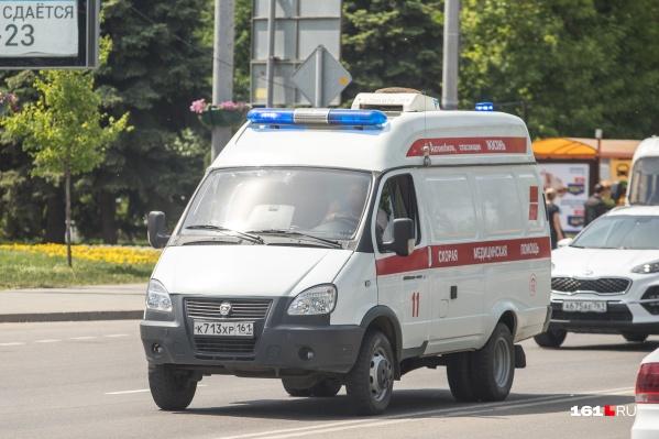 В больнице возникла временная необходимость отвозить больных в другое ЦГБ