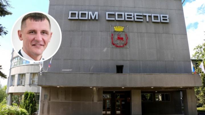 Дмитрий Сивохин стал первым заместителем мэра Нижнего Новгорода