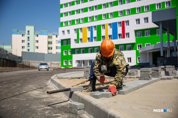 Строящийся центр&nbsp;— один из самых крупных за Уралом<br><br>
