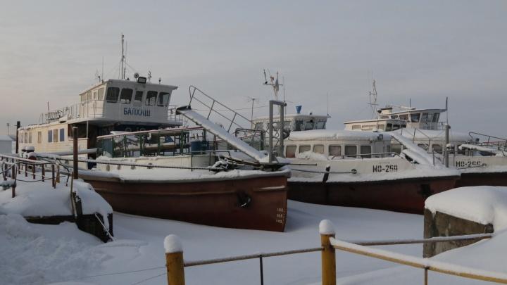В Архангельской области завершается навигация для маломерных судов