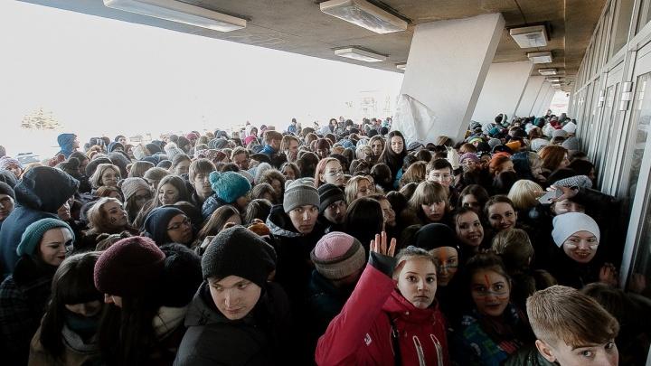 Из-за коронавируса в Челябинске откажутся от массовых мероприятий