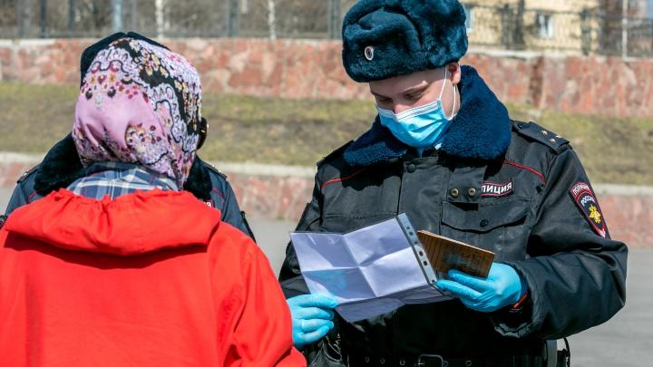 Пьяную нижегородку оштрафовали и арестовали на 5 суток за нарушение режима изоляции