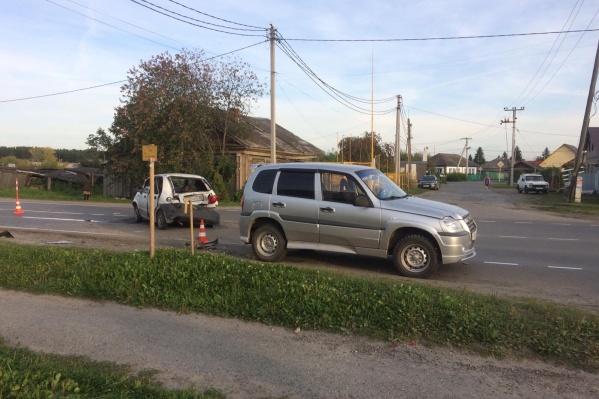 Нетрезвый водитель передвигался по городу на Lada