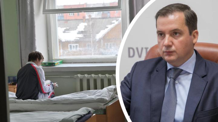Цыбульский: в Архангельске построят пациент-отель для северян, приезжающих на лечение из районов