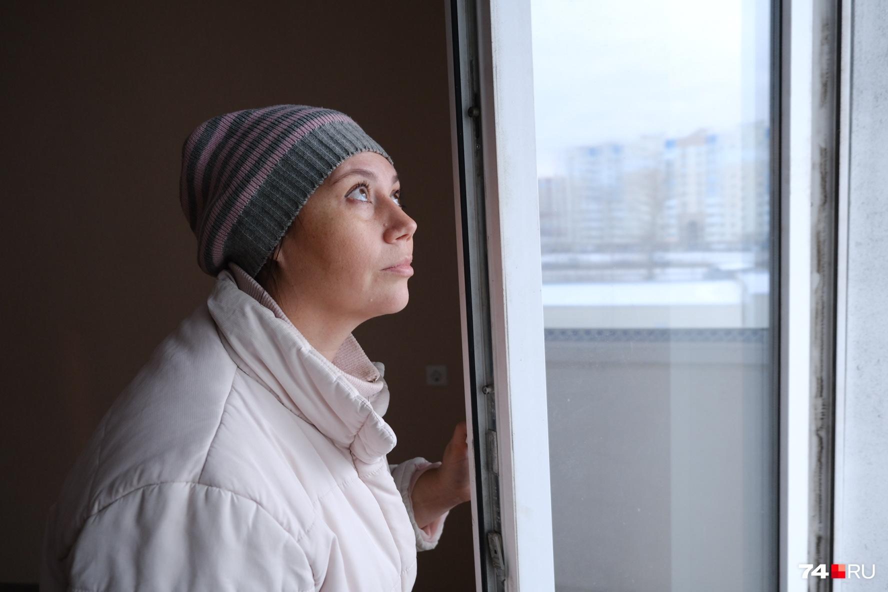 Елена Дик уже посмотрела свою будущую квартиру