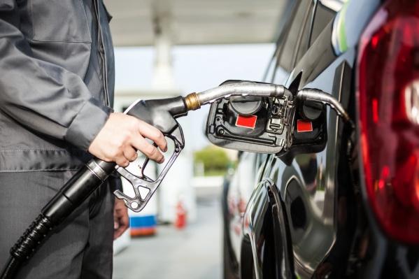Каждый день в течение месяца горожане смогут выигрывать литры бензина