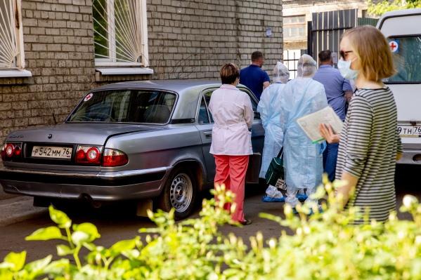 12 июня коронавирус выявили ещё у 60 человек