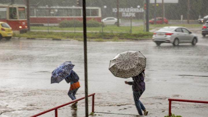 «На периферии вихря»: синоптики предупредили ярославцев о грозах