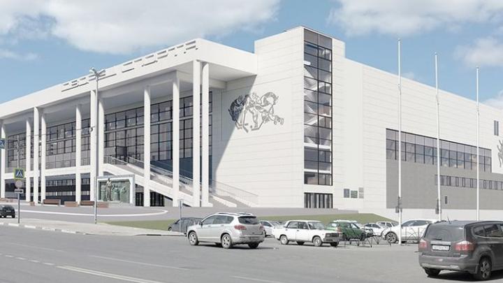 На новый дворец спорта на Молодогвардейской хотят получить деньги из федерального бюджета