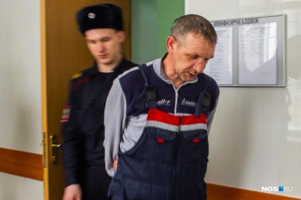 Станислав Путин на суде о мере пресечения полностью признал свою вину
