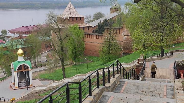 Праздник на самоизоляции: следим онлайн, как Нижний Новгород встречает 9 Мая