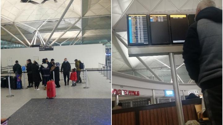 Тюменец застрял в аэропорту Лондона из-за отсутствия теста на коронавирус