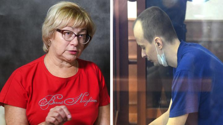 «Он симулянт»: мать убитой Ксении Солтановой обвинила уктусского стрелка в попытке избежать ответственности