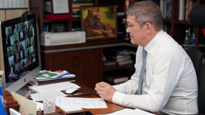 Радий Хабиров вновь ужесточил указ о повышенной готовности к пандемии коронавируса