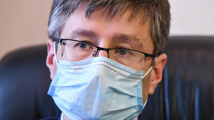 Нас снова закроют? Главный санврач области сообщил о занижении реального числа заразившихся COVID-19