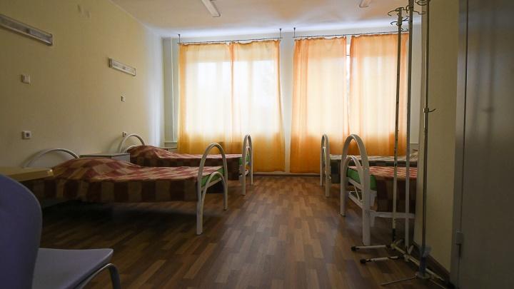 Только 2635 коек в больницах Башкирии готовы принять пациентов с коронавирусной инфекцией