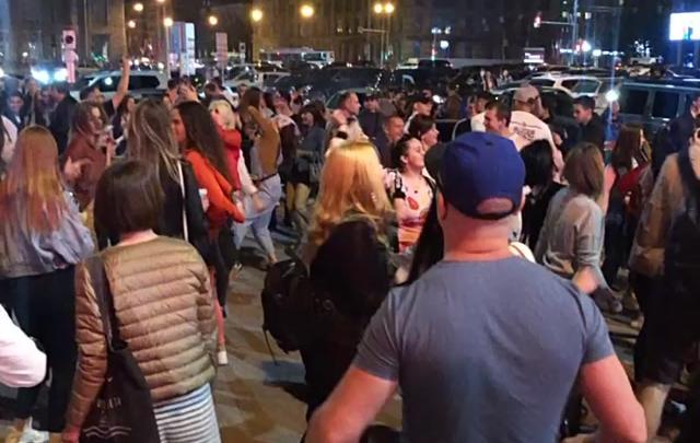 Полиция проведёт проверку из-за антикарантинной вечеринки в центре Новосибирска
