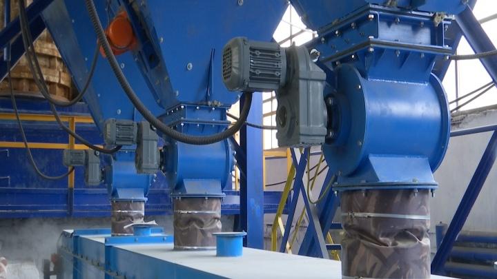 В Магнитке запустили комплекс по приготовлению формовочных смесей