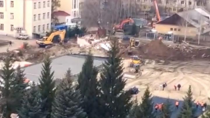 В Нижнем Новгороде набирают работников на строительство «заградительных кордонов-госпиталей»