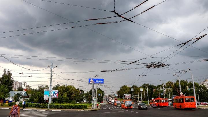 Жара в Нижнем Новгороде сменится грозами уже в ближайшие часы