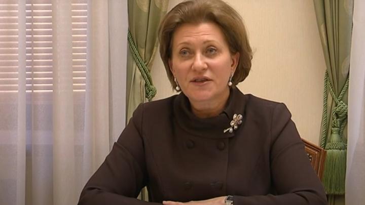 «Темп прироста вырос вдвое»: глава Роспотребнадзора раскритиковала Новосибирск за нарушение самоизоляции