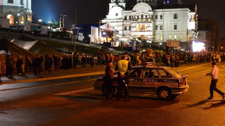 Из-за Царского крестного хода перекроют дороги в центре и на Сортировке: публикуем схему