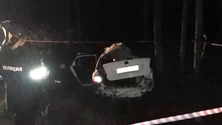 В Башкирии в ДТП с грузовиком погибла семья с двумя детьми