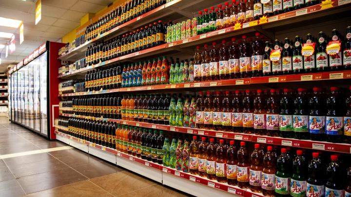 Пять причин заглянуть в фирменный магазин «Очаково — натуральные напитки» перед Новым годом