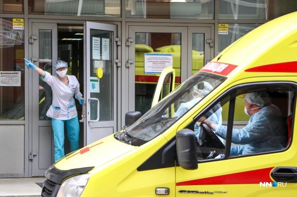 Сегодня в области зарегистрировали 229 новых заражённых, общее количество заболевших превысило 18 тысяч