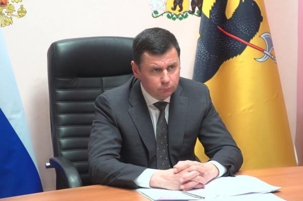 Ярославский губернатор готов вводить более жёсткие меры в области