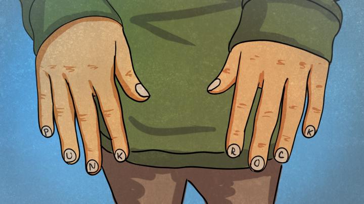 «Бывает, на меня пялятся»: мужчины стали чаще ходить на маникюр — какой дизайн они любят и сколько тратят на ноготочки