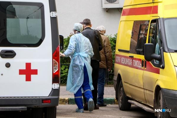 В Ярославской области не снижается заболеваемость коронавирусной инфекцией